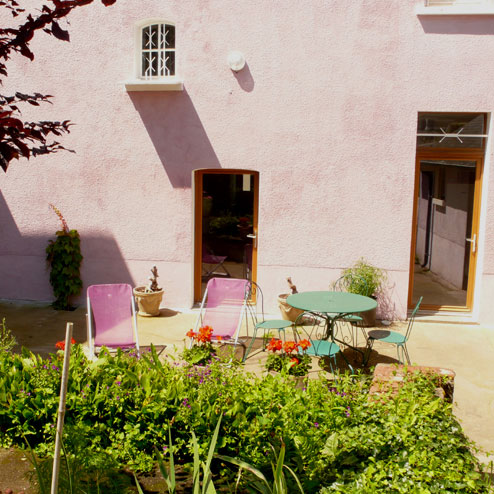TERRASSE bed and breakfast mont saint michel